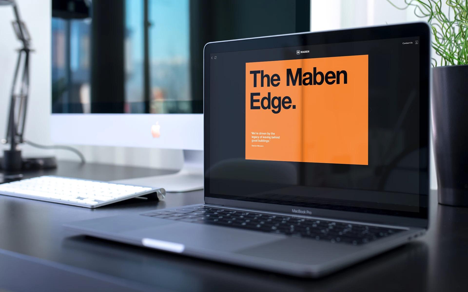 Maben Flipbook
