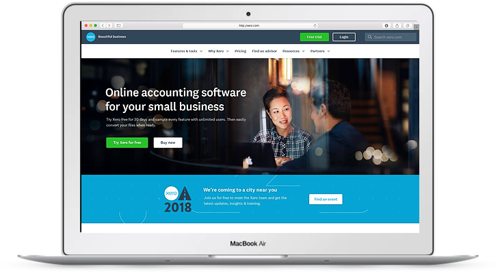 Xero Accounting Platform