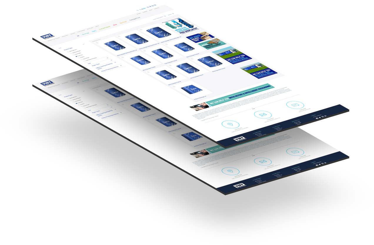 Visy demo product image.