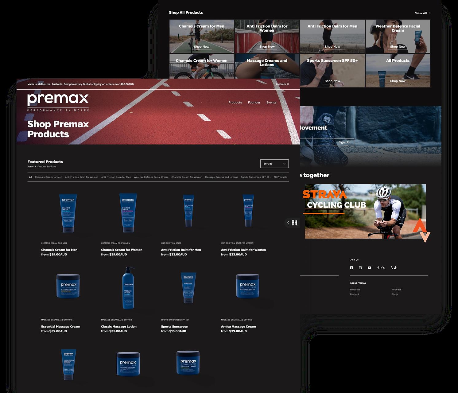 Premax demo product image.
